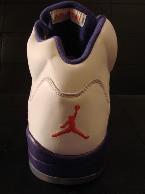 8a51c9e96255 Air Jordan V Shawn Marion PE. Jordan ...